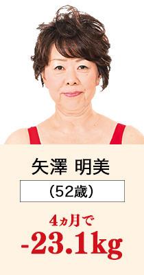 矢澤 明美